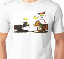 SkyeCatz Introductions Unisex T-Shirt