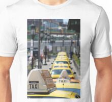 Yellow Taxi Unisex T-Shirt