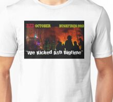 Red October Bushfires TShirt Unisex T-Shirt