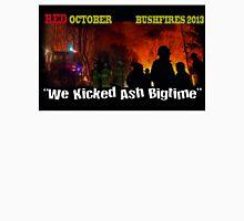 Red October Bushfires TShirt Unisex T-Shirt