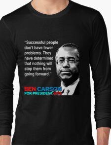 CARSON SUCCESSFUL Long Sleeve T-Shirt