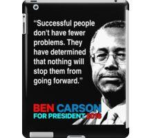 CARSON SUCCESSFUL iPad Case/Skin
