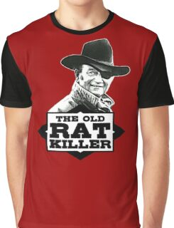 The Old Rat Killer Graphic T-Shirt