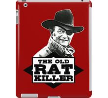 The Old Rat Killer iPad Case/Skin