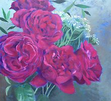 Peonies by Emily King