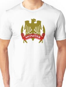 The Moneyer Coat-of-Arms Unisex T-Shirt