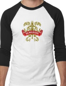 The Surgeon Coat-of-Arms Men's Baseball ¾ T-Shirt