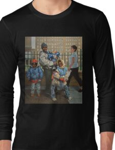Family at One Long Sleeve T-Shirt