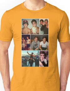 Dolan twins collage 2 Unisex T-Shirt