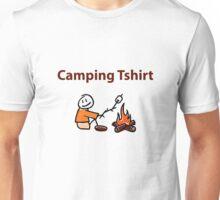 Camping Tshirt Unisex T-Shirt