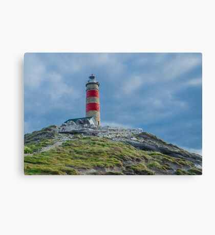 Cape Moreton Lighthouse, Moreton Island, QLD Australia Canvas Print