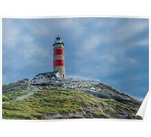 Cape Moreton Lighthouse, Moreton Island, QLD Australia Poster