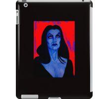 vampira blood iPad Case/Skin