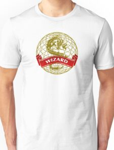 The Wizard Coat-of-Arms Unisex T-Shirt