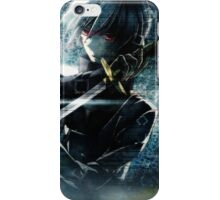 Konoha in monochrome  iPhone Case/Skin