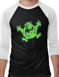 Dave the Dude Men's Baseball ¾ T-Shirt