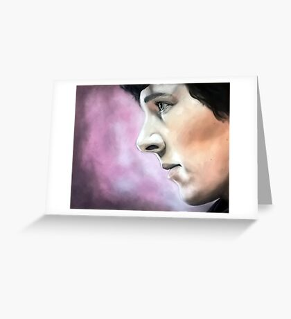 Sherlock - A Study In Pink Greeting Card