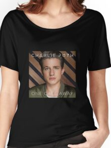 charlie puth Women's Relaxed Fit T-Shirt