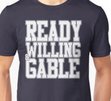 Ready Willing & Gable Unisex T-Shirt