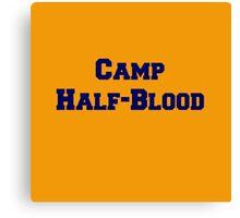 Camp Half-Blood Canvas Print