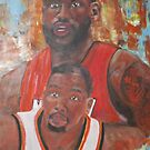 The Boys of Basketball by LJonesGalleries