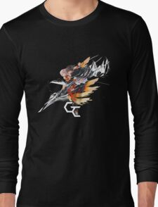 shu and inori up in arms together Long Sleeve T-Shirt