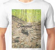 Tomorrow No Mistakes Anne of Green Gables Unisex T-Shirt
