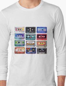Acrylic Mix Long Sleeve T-Shirt