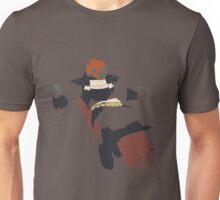 Pixel Silhouette: Ganondorf Unisex T-Shirt