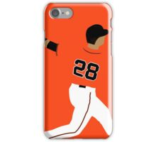 Buster Bomb iPhone Case/Skin