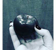 Evil Apple Photographic Print