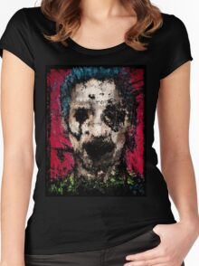 Where the Eternal comes to play in this world of death and decay. Women's Fitted Scoop T-Shirt