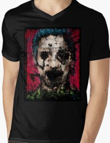 Where the Eternal comes to play in this world of death and decay. Mens V-Neck T-Shirt