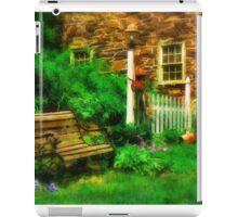 Country Garden iPad Case/Skin