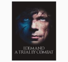 I Demand a Trial by Combat by AndyCarter4