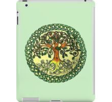 Celtic Tree of Life iPad Case/Skin