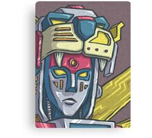 Spirit of Voltron (Legendary Defender) Canvas Print