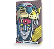 Spirit of Voltron (Legendary Defender) Greeting Card