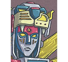 Spirit of Voltron (Legendary Defender) Photographic Print