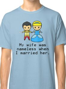 Nameless Marriage Classic T-Shirt