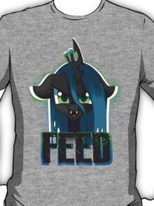 Queen Chrysalis - 'FEED' T-Shirt