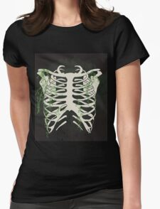 Rotting Ribs Womens Fitted T-Shirt