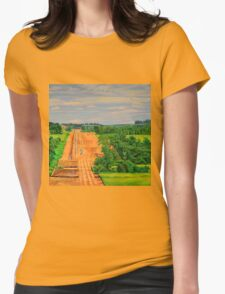 Circuit Womens Fitted T-Shirt