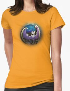 Pokèmon - Lunala Womens Fitted T-Shirt