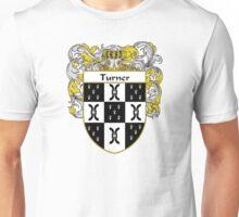 Turner Coat of Arms / Turner Family Crest Unisex T-Shirt