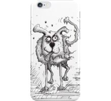 Shaggy Dog Hound iPhone Case/Skin