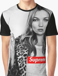 kate moss Graphic T-Shirt