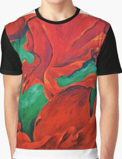 Passion Petals  Graphic T-Shirt