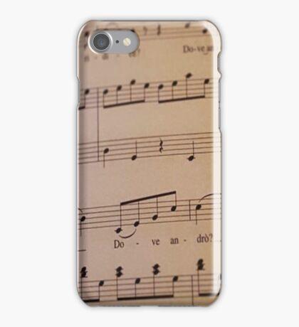 Opera Scenes iPhone Case/Skin