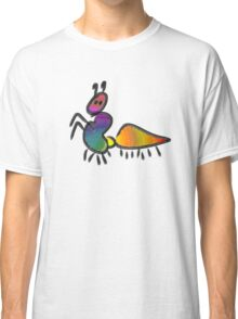 Colourful insect Classic T-Shirt